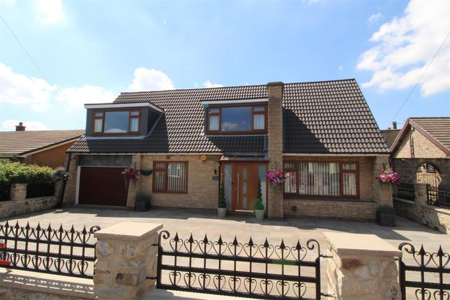 Thumbnail Detached bungalow for sale in Doles Lane, Whitwell, Worksop