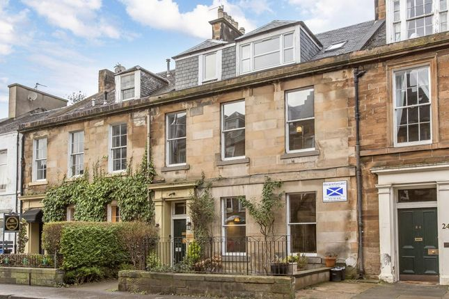 Thumbnail Town house for sale in 26 Gilmore Place, Bruntsfield