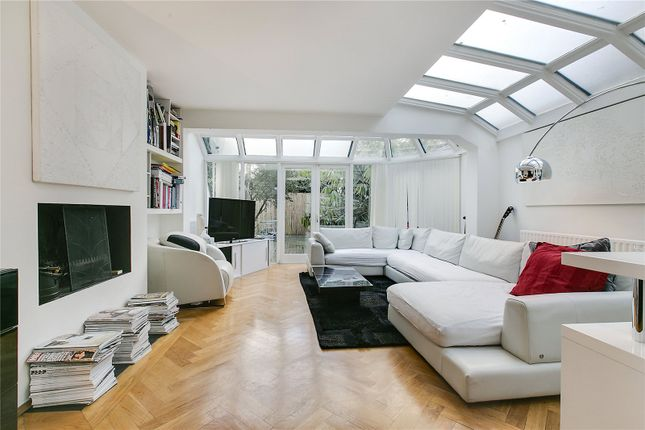 4 bed terraced house for sale in Linver Road, Parsons Green, London SW6