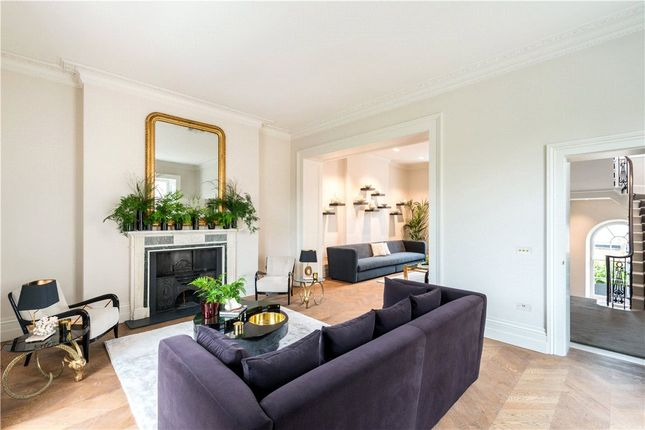 Thumbnail Terraced house to rent in Cumberland Terrace, London