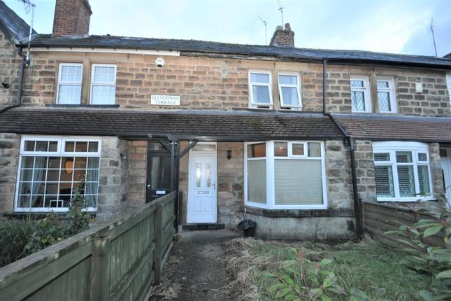 Thumbnail Terraced house to rent in Glendowne Terrace, Harrogate, North Yorkshire