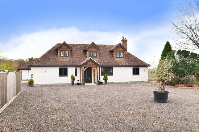 5 bed detached house for sale in Colestock Road, Cowden, Edenbridge TN8