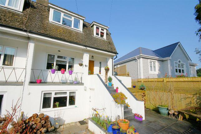 Thumbnail Semi-detached house for sale in Lilliput Road, Lilliput, Poole, Dorset