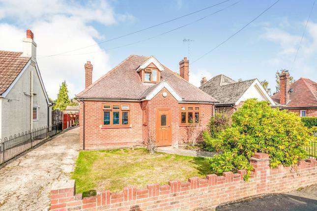 Front of Hilden Park Road, Hildenborough, Tonbridge, Kent TN11