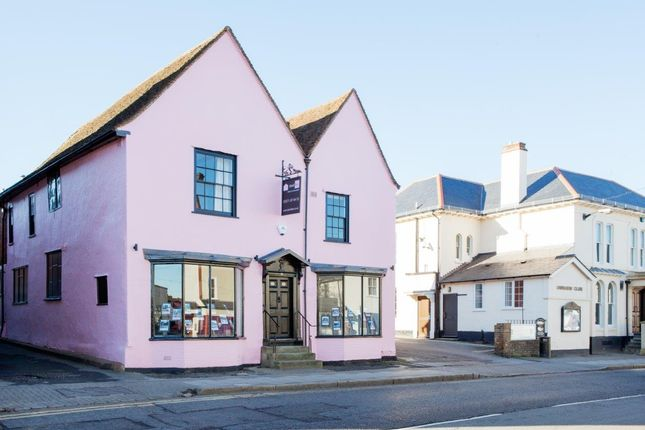 Thumbnail Retail premises for sale in High Street, Dunmow