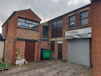 Thumbnail Industrial to let in Knowl Street, Stalybridge