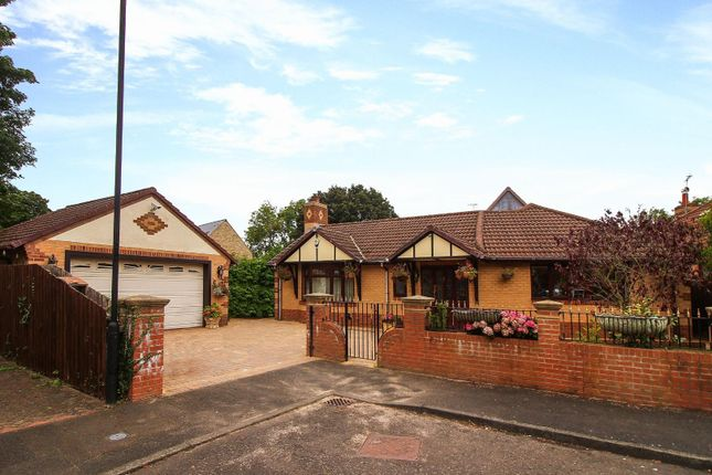 Thumbnail Bungalow for sale in St. Johns Court, Backworth, Newcastle Upon Tyne