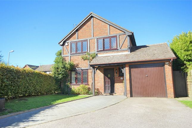 Thumbnail Detached house for sale in Little Fields, Danbury, Chelmsford, Essex