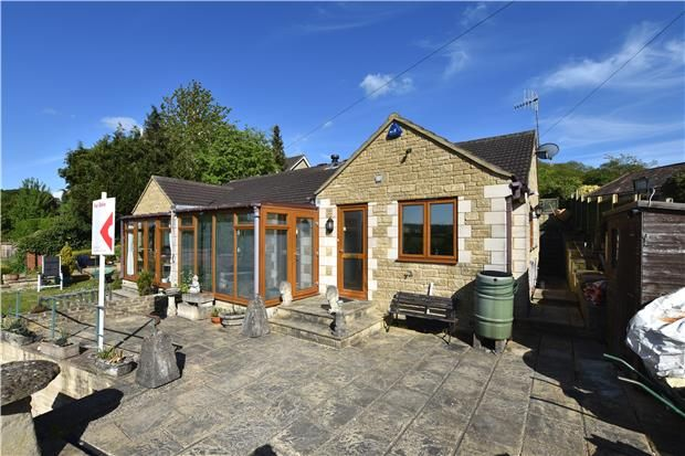 Thumbnail Semi-detached bungalow for sale in The Ley, Box, Corsham