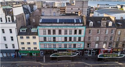 Thumbnail Office to let in 1st & 3rd Floors, 66-68 Nethergate, Dundee
