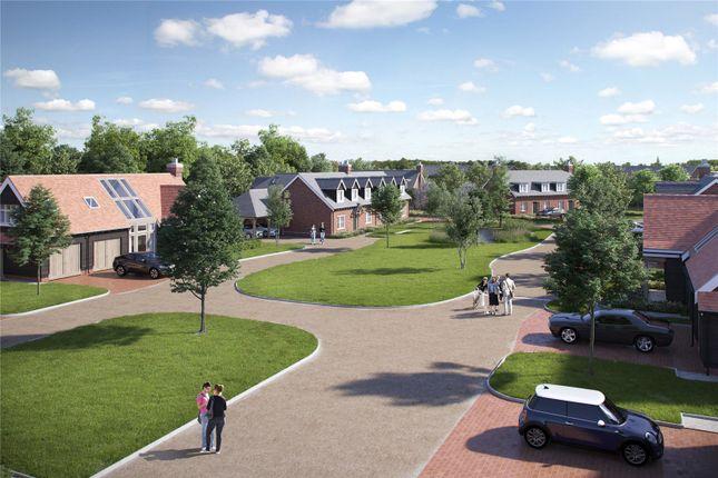 Development of Tithebarns Lane, West Clandon, Woking, Surrey GU23