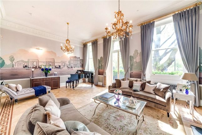Thumbnail Semi-detached house for sale in Hyde Park Place, Hyde Park, London