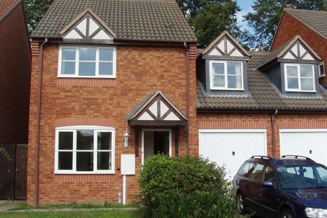 Thumbnail Semi-detached house to rent in Francis Gibbs Gardens, Leamington Spa