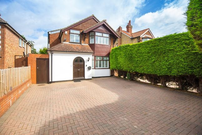 Thumbnail Detached house for sale in Pirton Road, Hitchin, Hertfordshire