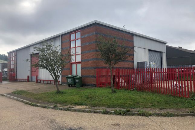 Thumbnail Industrial for sale in Lambourn Woodlands, Hungerford
