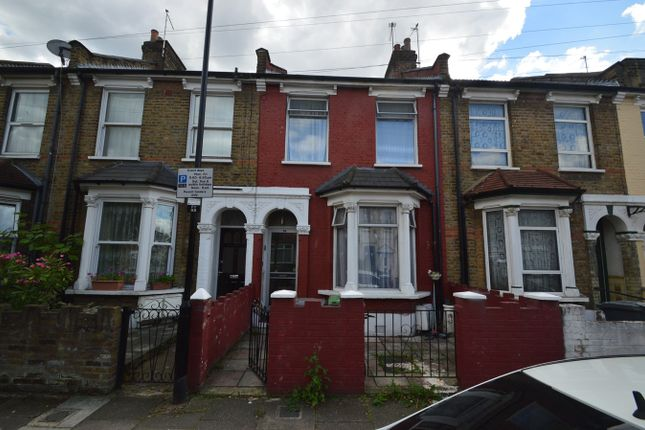 3 bed terraced house for sale in Foyle Road, London