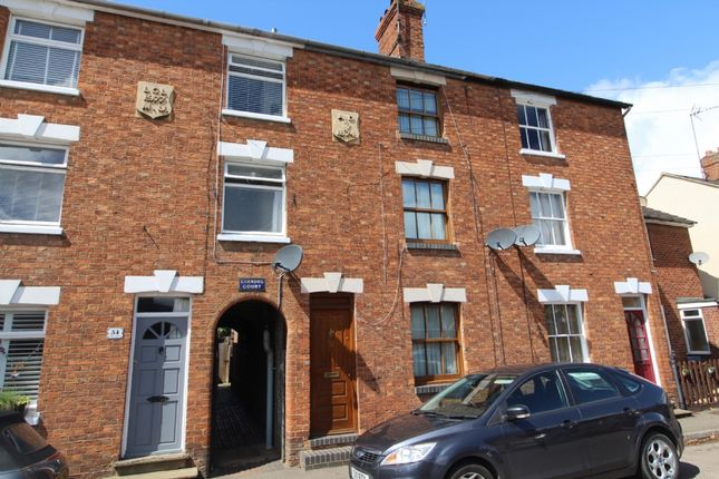 Thumbnail Terraced house for sale in Silver Street, Newport Pagnell, Buckinghamshire