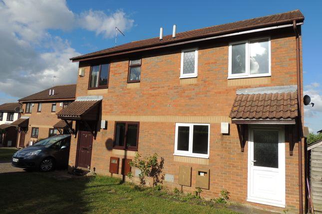 Thumbnail Semi-detached house to rent in Monro Avenue, Crownhill, Milton Keynes