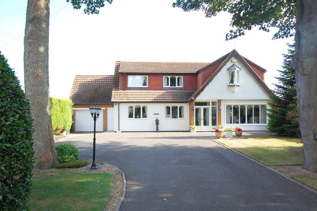 Thumbnail Detached house for sale in Lanterns, Station Road, North Thoresby