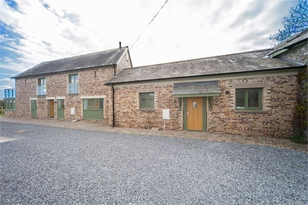 Thumbnail Cottage for sale in Sampsons Farm, Preston, Newton Abbot, Devon.