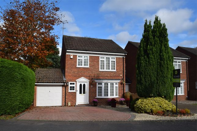 Thumbnail Link-detached house for sale in Regent Way, Frimley, Surrey