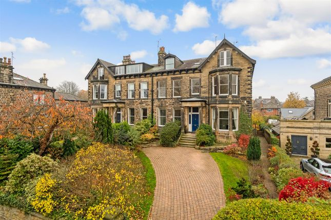 Thumbnail Flat to rent in Beech Grove, Harrogate