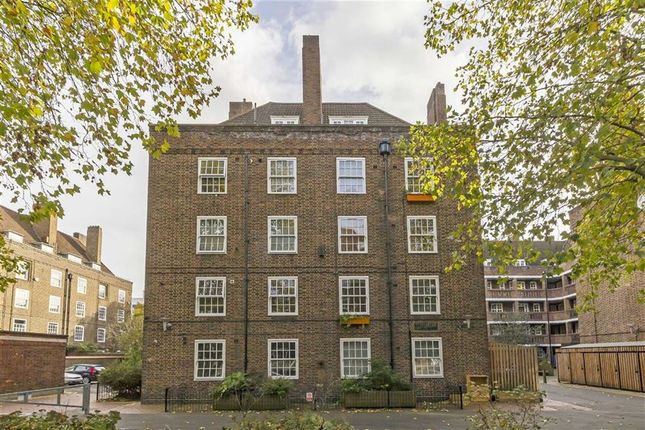 Thumbnail Flat to rent in Pritchards Road, London