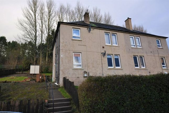 Thumbnail Flat for sale in Beechwood, Sauchie, Alloa