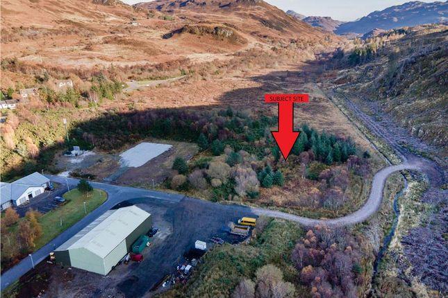 Thumbnail Land for sale in Site 3, Lochalsh Business Park, Auchtertyre, Kyle
