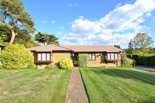 Thumbnail Detached bungalow for sale in Jordan Close, Sanderstead, South Croydon