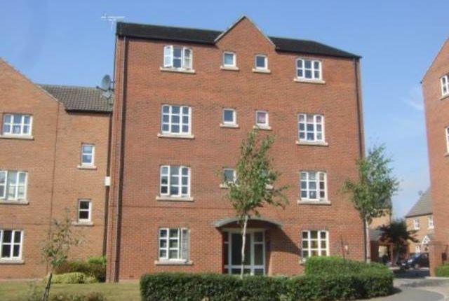 Thumbnail Flat to rent in Massingham Park, Taunton