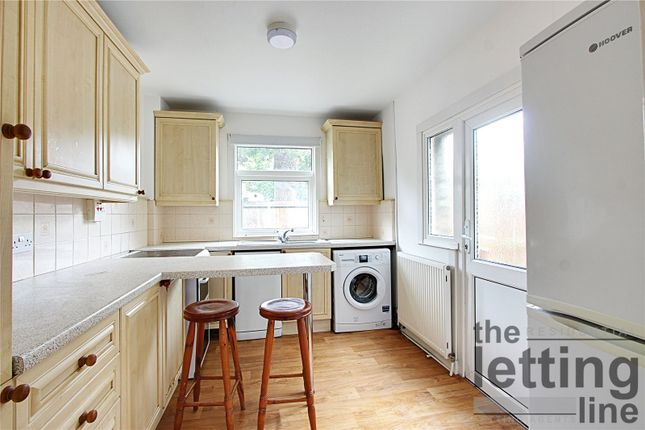 2 bed terraced house to rent in Canonbury Road, Enfield, Middlesex EN1