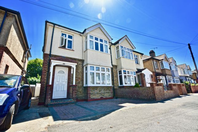 Thumbnail Semi-detached house for sale in Helen Avenue, Feltham