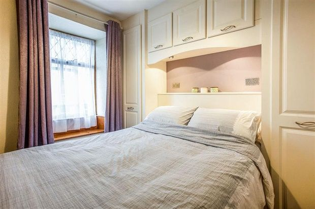 Bedroom of North Road, Carnforth LA5