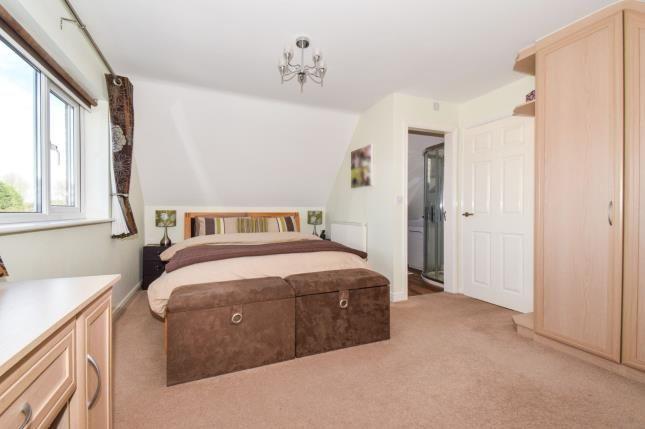 Master Bedroom & En