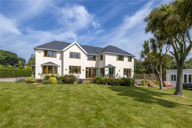 Thumbnail Detached house for sale in Blanches Pierres Lane, St Martin's, Guernsey
