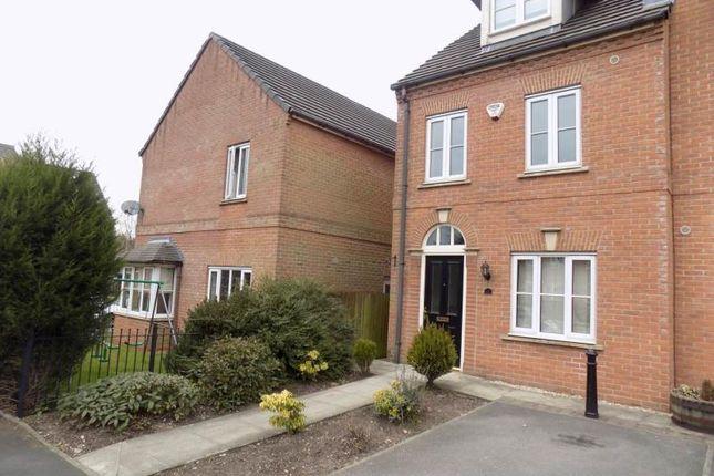 Thumbnail Town house to rent in Hallbridge Gardens, Astley Bridge