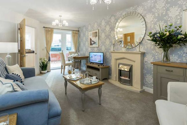 Thumbnail Flat for sale in 14 Churchfield Road, Walton-On-Thames