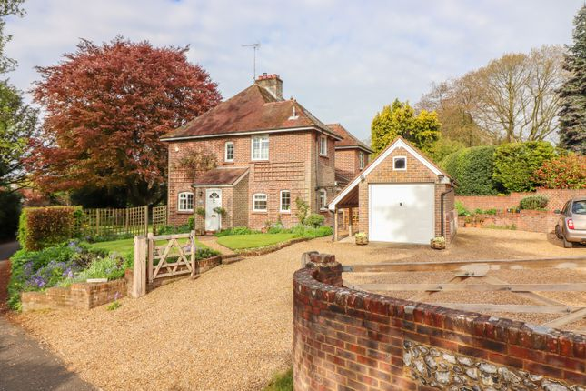 Detached house for sale in Lower Chilland Lane, Martyr Worthy, Winchester