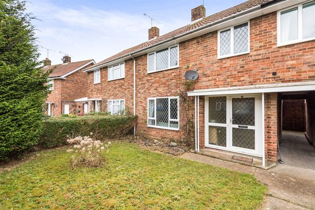 3 bed terraced house for sale in Deerswood Road, Crawley