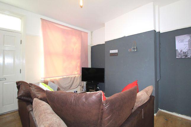 Reception Room of Ball Street, St Anns, Nottingham NG3