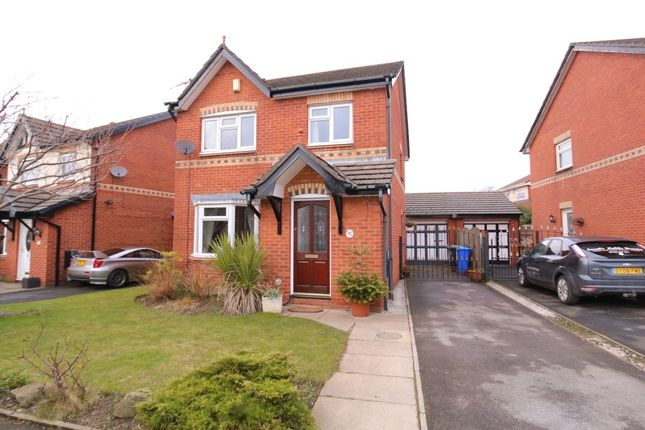 Thumbnail Detached house for sale in Westminster Way, Dukinfield