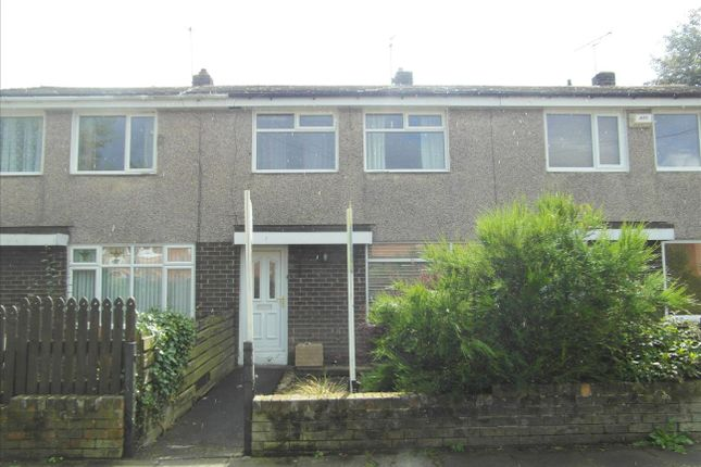 Thumbnail Terraced house to rent in Mile Road, Widdrington, Morpeth