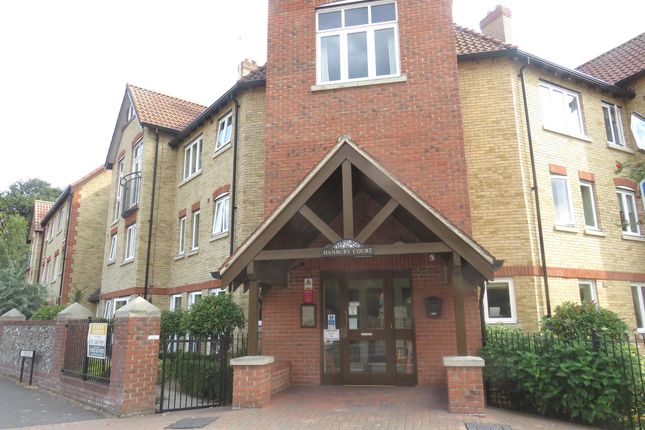 Thumbnail Flat for sale in Hanbury Court, Thetford