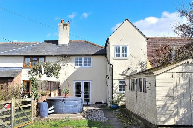 Thumbnail Semi-detached house for sale in Holders Green, Lindsell, Dunmow, Essex