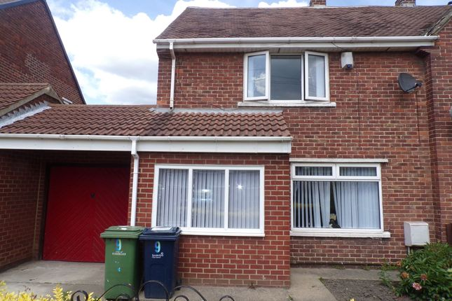 Thumbnail Semi-detached house to rent in Low Downs Road, Hetton-Le-Hole, Houghton Le Spring