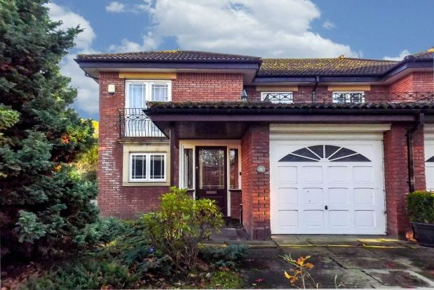 Thumbnail Semi-detached house to rent in Carlton Place, Hazel Grove, Stockport