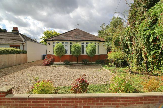 Thumbnail Detached bungalow for sale in Walsingham Road, Enfield
