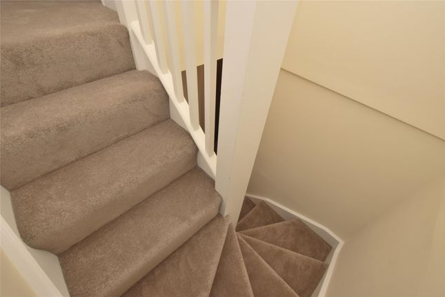Stairwell of The Old Bank, High Street, Warmley, Bristol BS15
