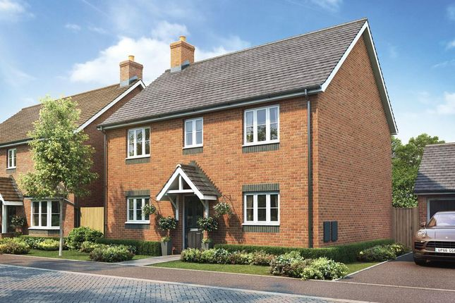 Thumbnail Detached house for sale in Plot 39. The Oaklands, Shawbury, Shrewsbury